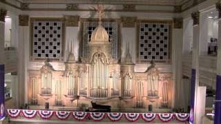 Wanamaker Organ Day 2011 - Theme from Romeo and Juliet