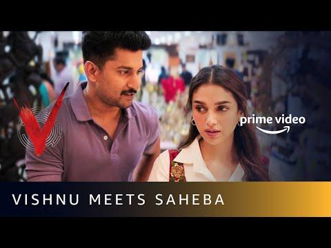 vishnu-meets-saheba-|-v-|-nani,-aditi-rao-hydari-|-amazon-prime-video