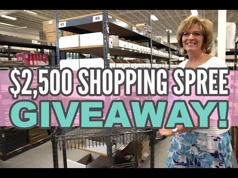 $2,500 Scrapbook.com Shopping Spree Giveaway