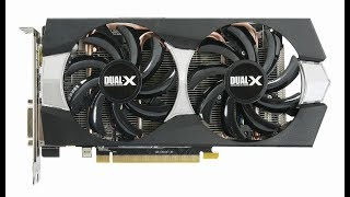 saphirer Dual-X R9 270X 2G D5 nicehash mining benchmark