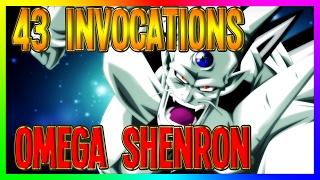 Dokkan Battle | 43 Invocations OMEGA SHENRON