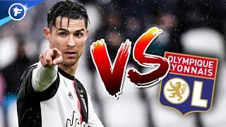 Cristiano Ronaldo annonce la couleur pour le match retour face à l'OL | Revue de presse