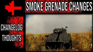 War Thunder - Changelog Thoughts - Smoke Grenade Changes thumbnail