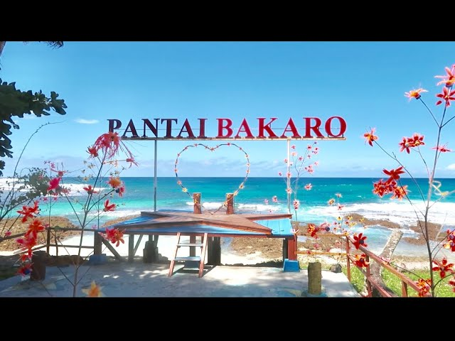 Wisata Ke Pantai Bakaro