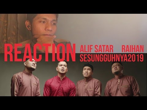 Free Download Dari Peminat Nasyid | Reaction Alif Satar, Raihan - Sesungguhnya2019 Mp3 dan Mp4