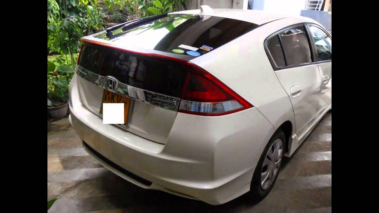 Honda insight Car for sale in Sri lanka - www.ADSking.lk ...