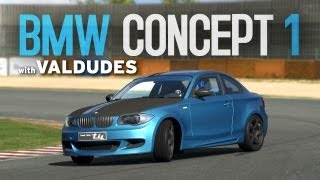 BMW Concept 1 Series tii Videos