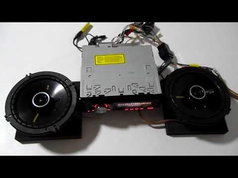TEST: Kicker CS65/Pioneer DEH-P700BT