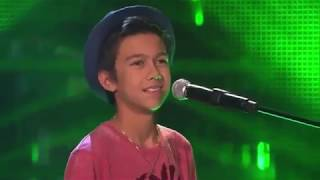 Alicia Keys   Fallin' Lukas The Voice Kids 2016 Blind Auditions SAT 1