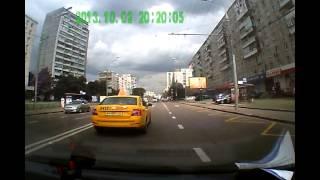 наглый таксист компания ООО
