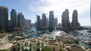 3 bedrooms in Fairooz Tower Dubai marina full sea view  for rent