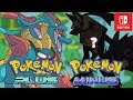Pokémon Plus and Minus = Pokémon Nintendo Switch 2018?