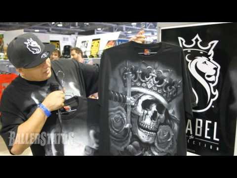 OG Abel Showcases Fall 2012 Highlights Of Self-Titled Brand, Talks Motivation
