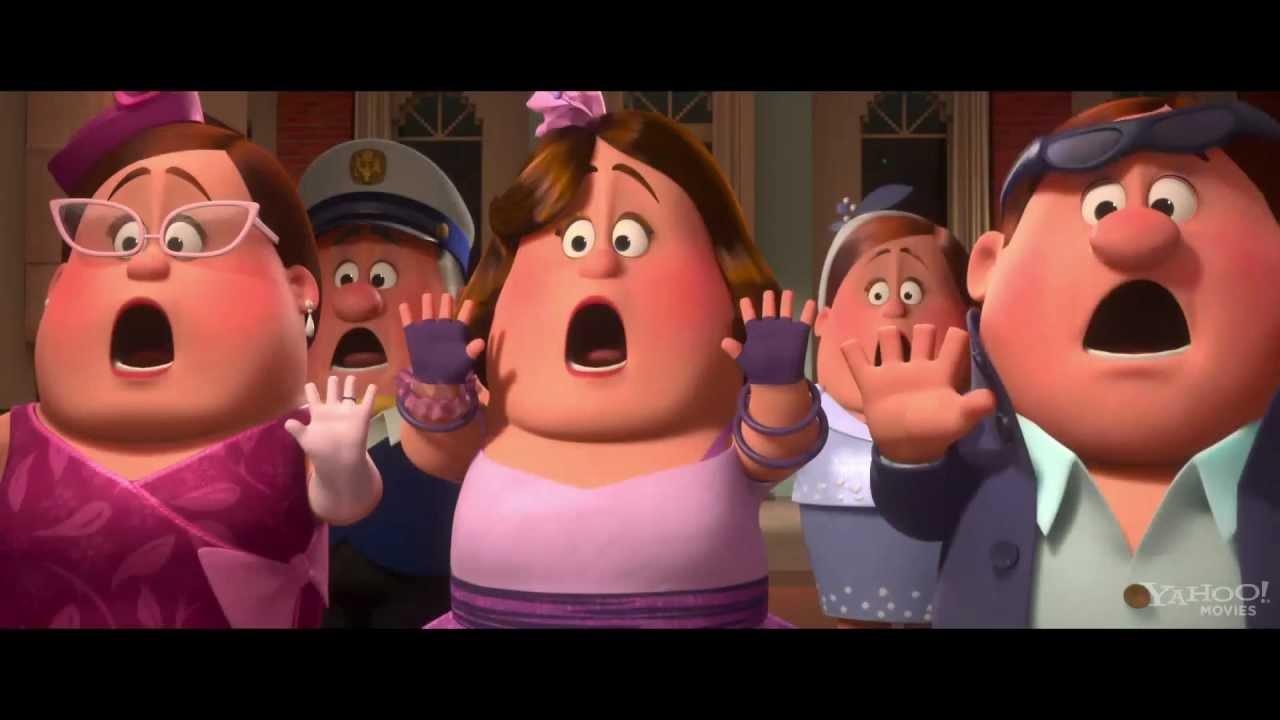 Wreck It Ralph Official Trailer 2 (2012) HD - http://film ... Wreck It Ralph Trailer