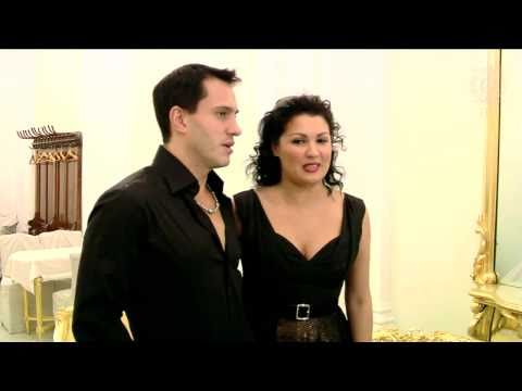 Anna Netrebko & Erwin Schrott at the Mariinsky