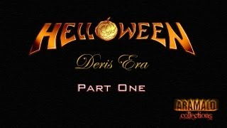 "BEST OF METAL: My Top 30 ""Helloween Deris Era"" Metal Songs - Pt.1"