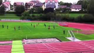 fc ISTANBUL Sarreguemines hundl 2- 0 action de match feray simsek rachid murat