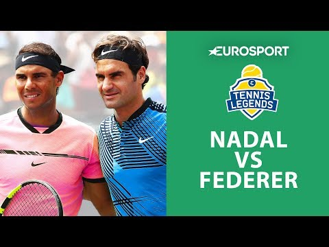 Rafael Nadal vs Roger Federer: Who Will Win? | Tennis Legends Podcast | French Open 2019