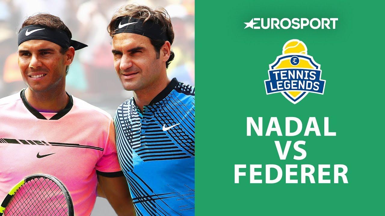 3eccde13 Rafael Nadal vs Roger Federer: Who Will Win? | Tennis Legends ...