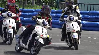 Khi cánh đàn ông Đua xe NINJA LEAD   Đại hội đua xe Exciter Festival 2018