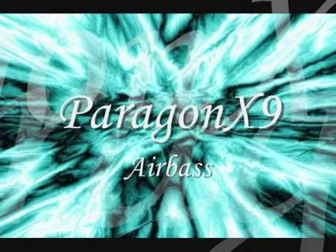 Music video ParagonX9 - Airbass