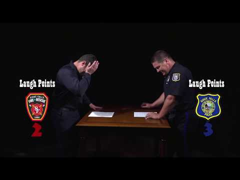 "Sioux Falls Police vs. Fire - ""Dad Jokes"""