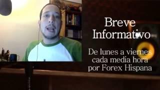 Breve Informativo - Noticias Forex del 7 de Abril 2017