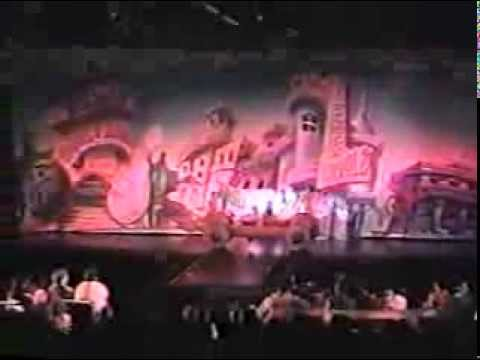 Flintstones Show Universal Studios Hollywood 1994