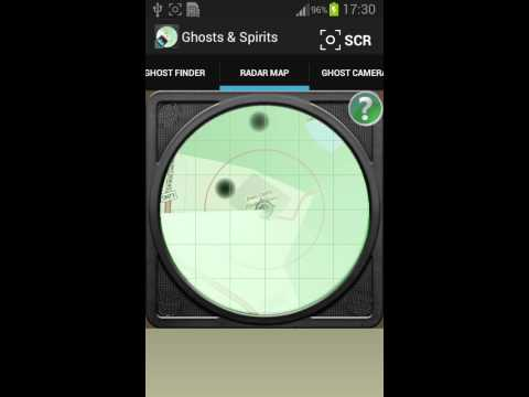 "The Best Ghost App ""Ghosts And Spirits"""