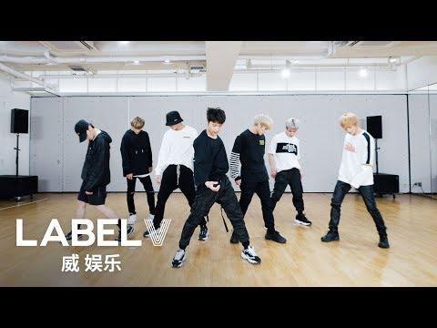 WayV 威神V '天选之城 (Moonwalk)' Dance Practice
