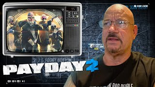 Former Jewel Thief Reviews Payday 2