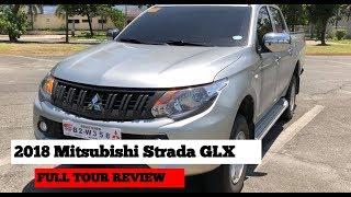 2018 Mitsubishi Strada GLX 2.5L 5spd MT || FULL TOUR REVIEW