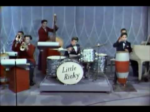 Desi Arnaz Jr. and Richard Keith Thibodeaux - Little Ricky's Combo (1960)