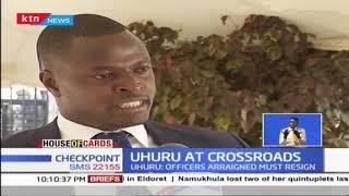 Uhuru Kenyatta at crossroads |House of Cards
