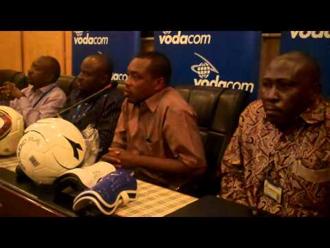 Vodacom Tanzania hands over kits to Premier league teams (MichuziBlog)