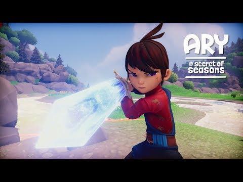 Ary and The Secret of Seasons – E3 2019 Trailer   STEAM
