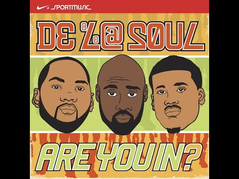de la soul - ARE YOU IN? - Nike+ ORIGINAL RUN