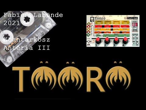 SYNTH DEMO #27 Töörö [Fred's Lab] Om Zanka - KA III - Magma cover