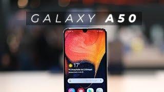 Samsung Galaxy A50 Hands On!
