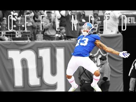"Odell Beckham Jr. || ""Offended"" ᴴᴰ || 2016 Giants Season Highlights"