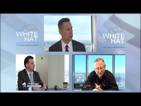 The White Hat Law Show - Episode 5 - Business Formations & Franchises
