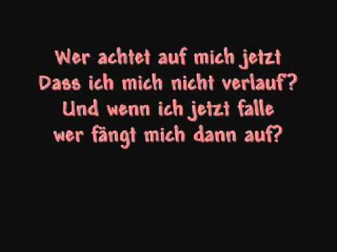 Philipp Poseil - Eiserner Steg Lyrics