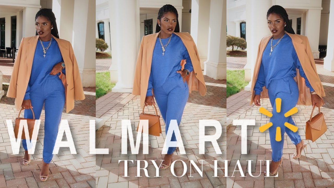 MUST SEE WALMART FALL TRY ON HAUL | TIPS + TRICKS ON HOW TO SHOP | iDESIGN8