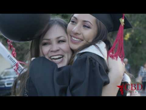 2017 Winter Graduation Ceremony | CBD College | Los Angeles