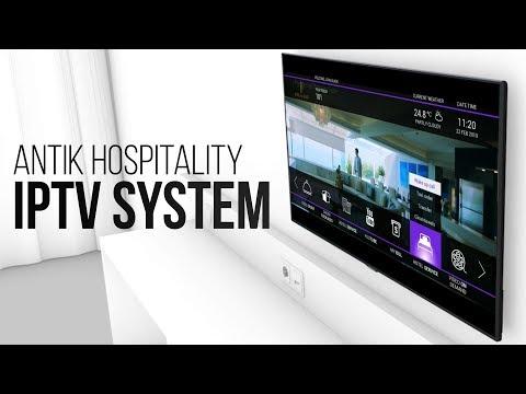 ANTIK Hospitality IPTV