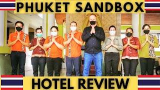Phuket Sandbox SHA Hotel Review Woraburi Phuket Resort and Spa Karon Beach Phuket