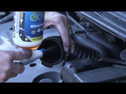 Revive Turboreiniger - bringt verlorene Leistung zurück