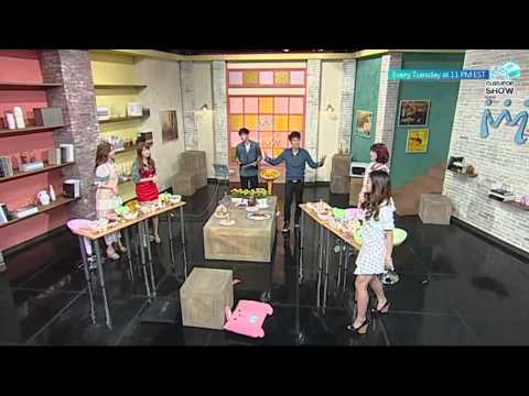 GURUPOP Show EP6 - Girl's Day (Pt.2)