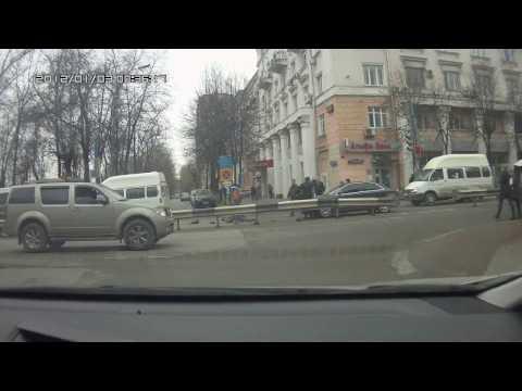 Балашиха Горсовет ДТП 08.04.2016