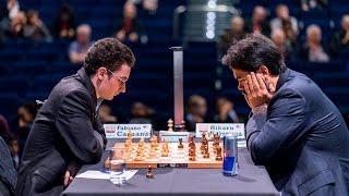 Brilliant Queen Sacrifice: Caruana vs Nakamura London Chess Classics 2016